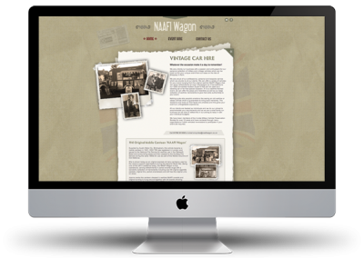 NAAFI website