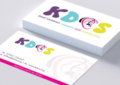 KDCS business cards