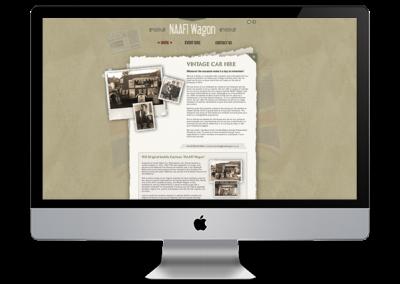 NAAFI website