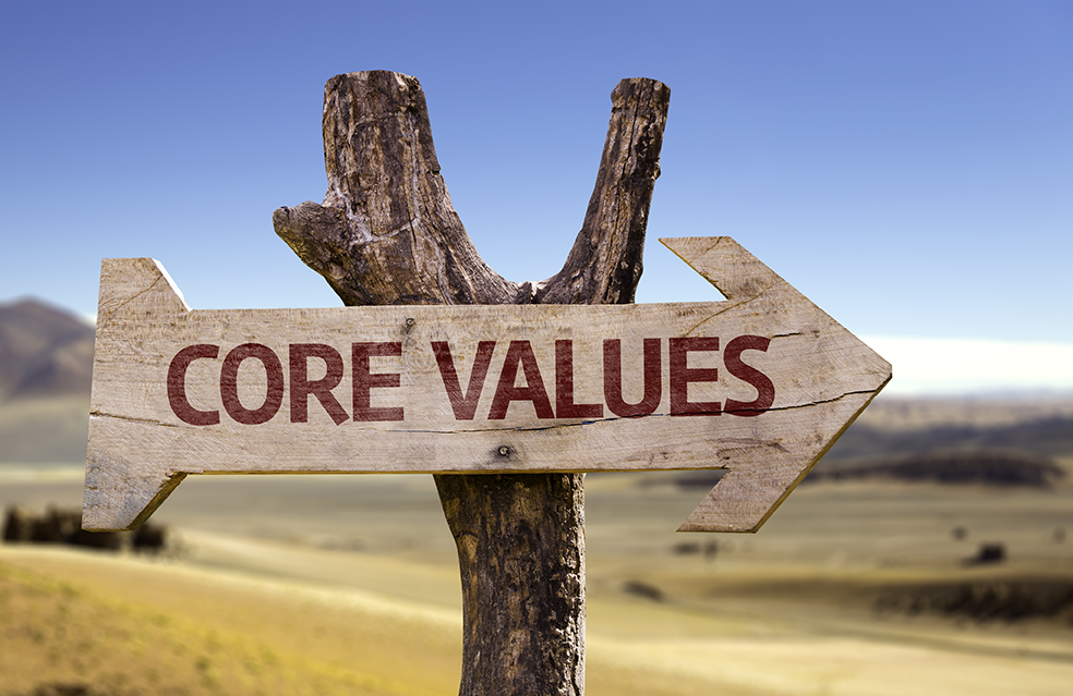 core values direction