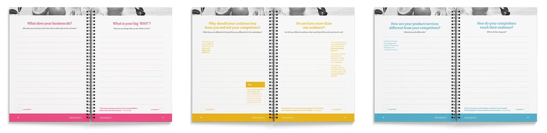 Finding your brand zest workbook