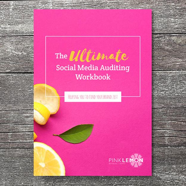 The Ultimate Social Media Audit Workbook