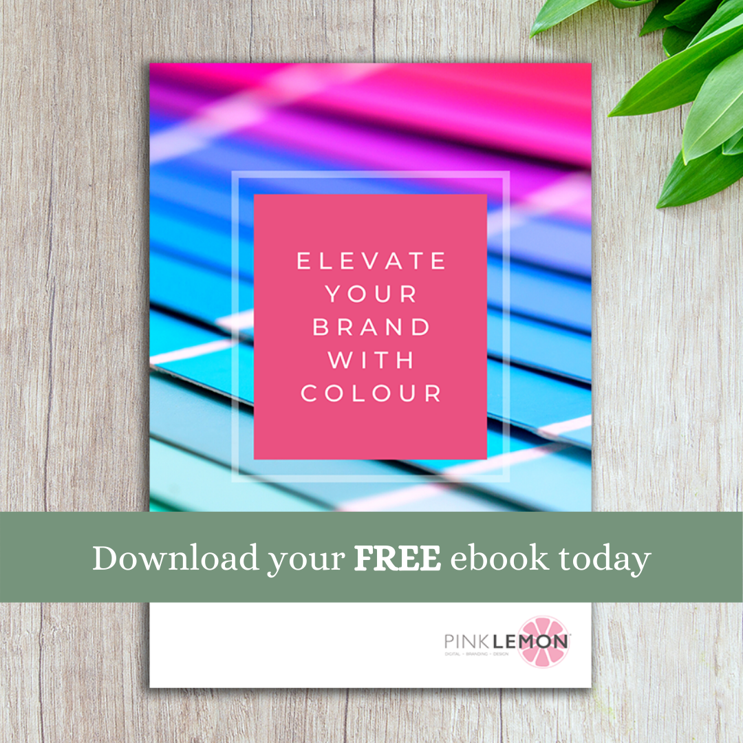 Elevate your brand with colour ebook