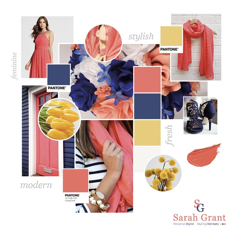 Sarah Grant Mood Board