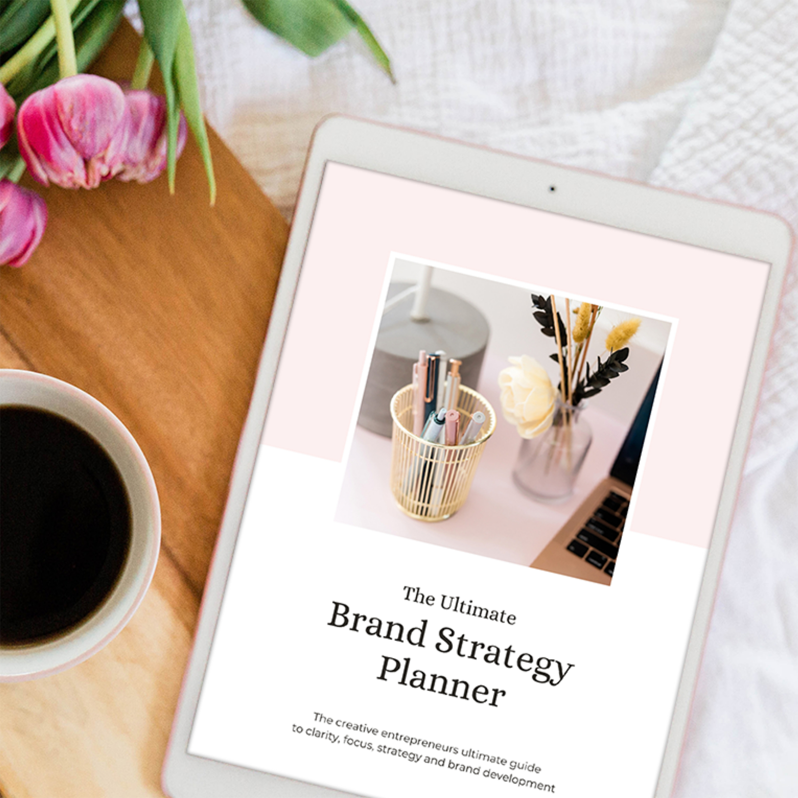 The Ultimate Brand Strategy Planner